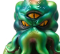 Kaiju TriPus Max Toy Company Original Creation soft vinyl