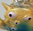 Max Toy Mini Kaiju Series Kaiju Eyezon painted figure