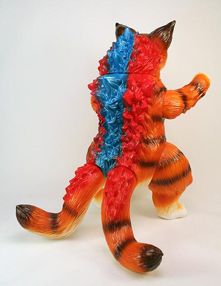 Kaiju King Negora Tiger Stripe