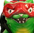 Ninja Cat Turtles customs Ralph Mark Nagata