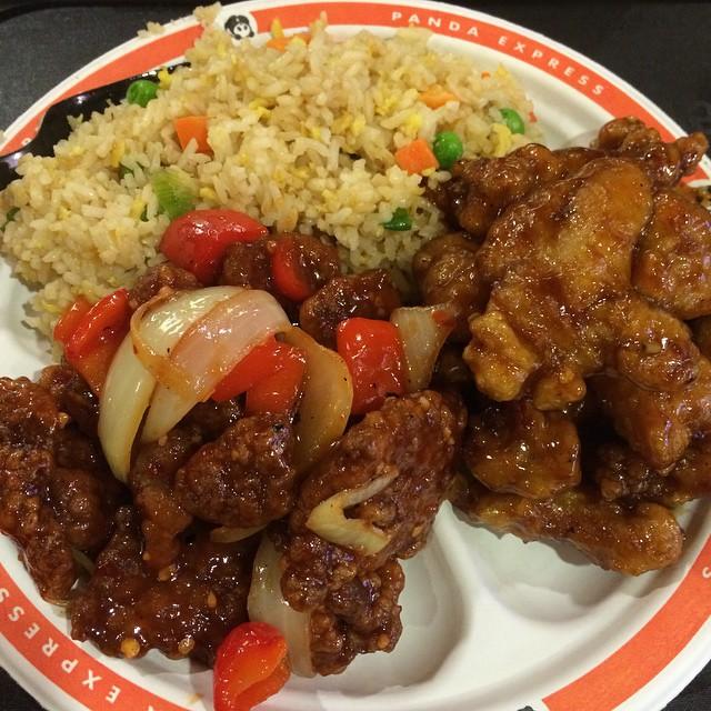 Panda time ? #kaijufood #lastminutexmasshopping