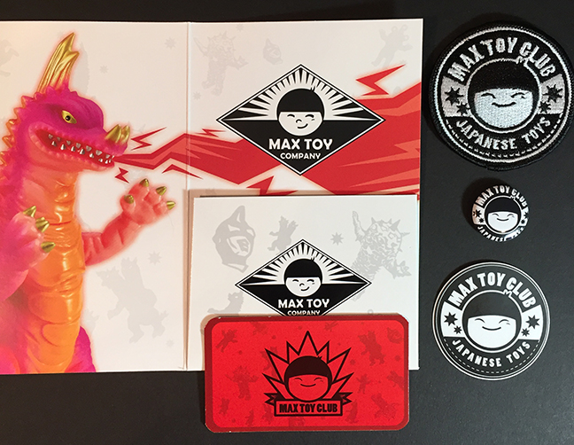 Max Toy Club Membership Kit