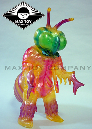 Gabari Dream Rocket kaiju Max Toy Co exclusive