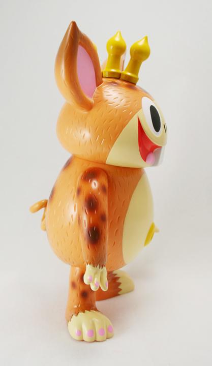 BOOSKA Max Toy Co exclusive Martin Ontiveros design