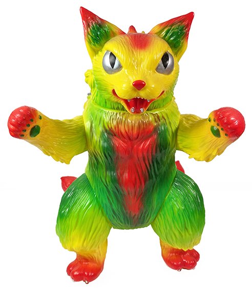 King Negora Konatsu x Max Toy SDCC version