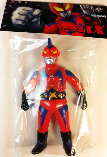 Max Toy X Frenzy Captain Maxx Type A