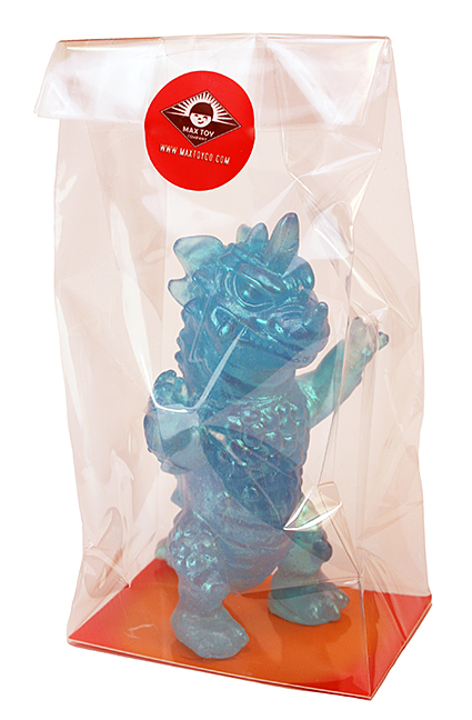 Kaiju Soap Drazoran blue version