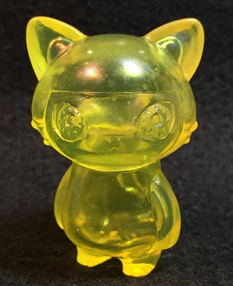 Micro Nyancocco Rika Shibazaki figure