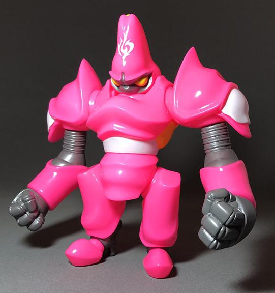 Wizard Abigail Monster Boogie mecha sofubi robot