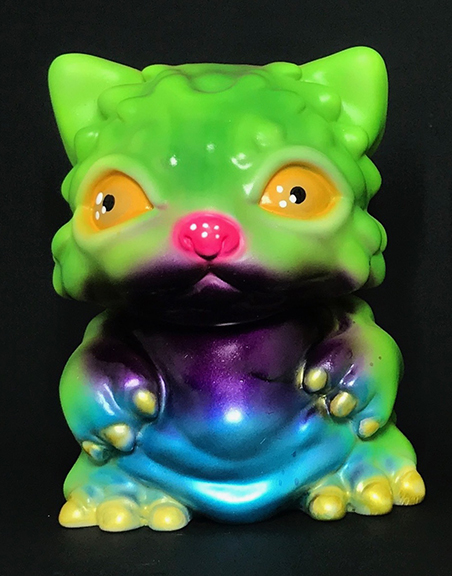 Chubz the Cat Super Bright Doug Hardy 2nd release Jay222