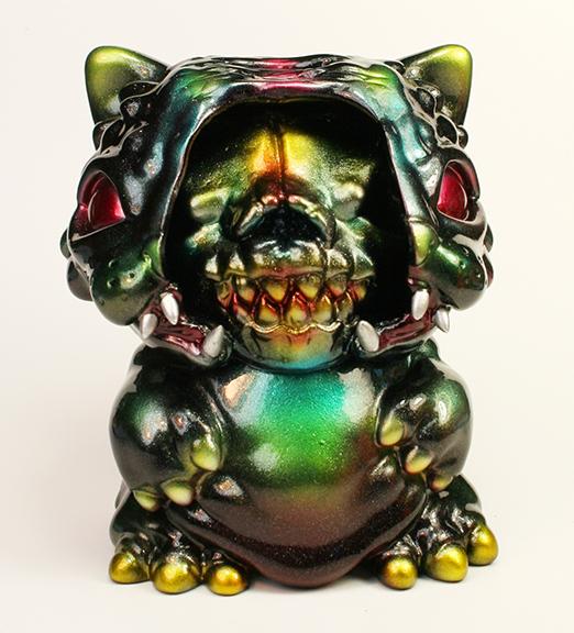 Jay222 x Nagata Horror Cats Split HEAD custom