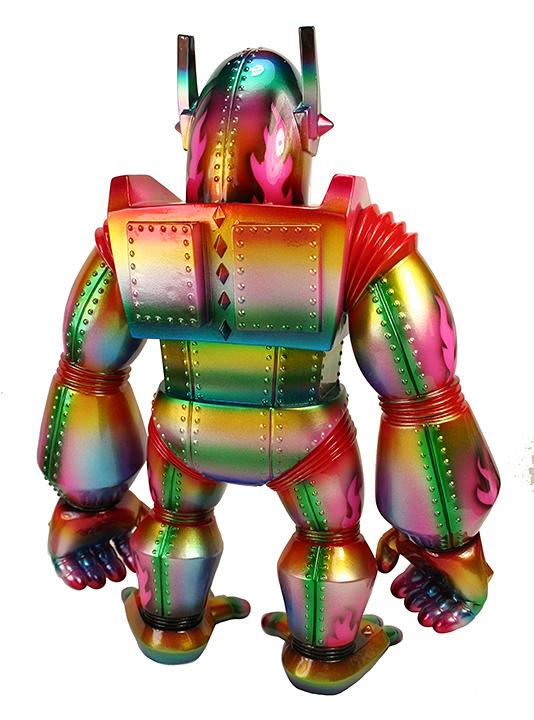 """Custom Mecha Goliathon PlanetXasia x Mark Nagata  """"E"""""""