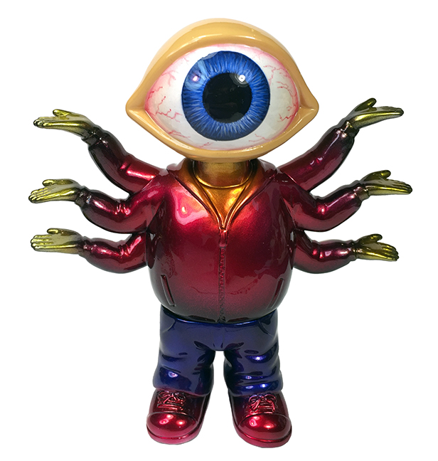 Custom Micro Run Boy Karma Blue eyes Mark Nagata