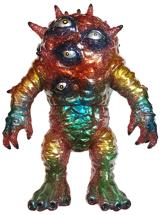Kaiju Eyezon Glitter Paint Micro Run x8 pieces Mark Nagata