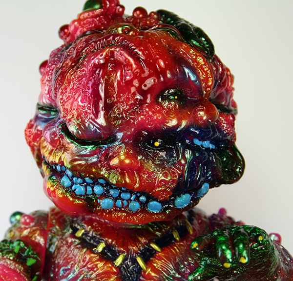 Autopsy Zombie Staple Baby custom Mark Nagata No. 2 Miscreation