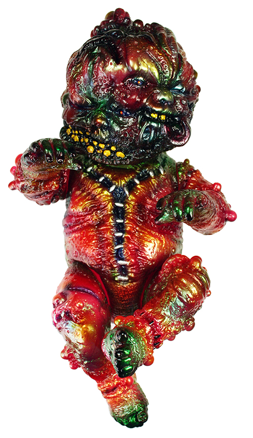 Autopsy Zombie Staple Baby custom Mark Nagata No. 7 Miscreation