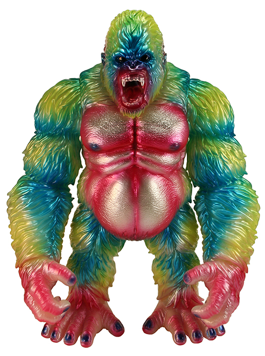 Custom Goliathon APE Planet-X x Mark Nagata Red Belly Glow