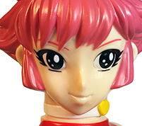 Cutey Honey Max Toy x Dynamic Pro / Go Nagai 2nd colorway