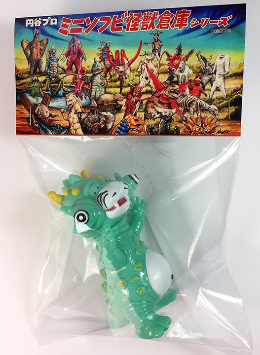 Kaiju Tetsuon Max Toy x Tsuburaya Pro Kaiju Soko series