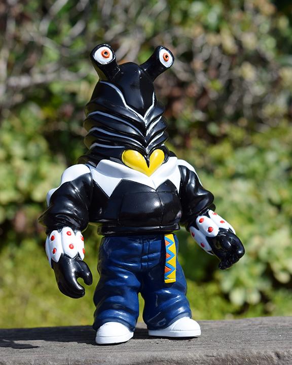 Alien Pega Max Toy x Tsuburaya Pro Ultraman Geed Kaiju