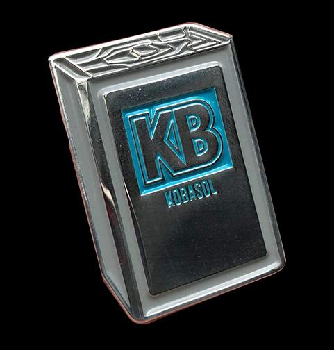 Kobasol Pin Max Toy x FlabSlab Kaiju