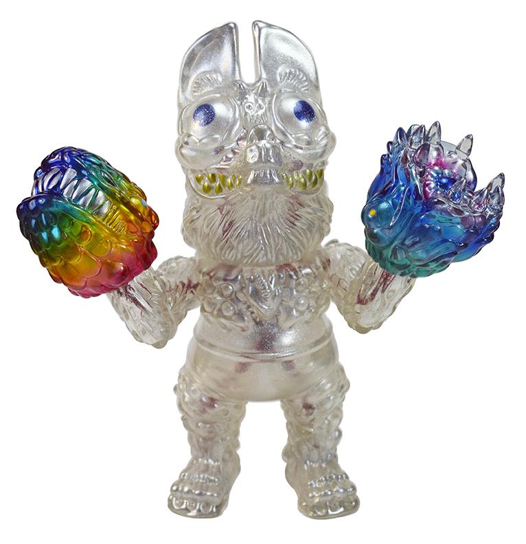 HooDoo Kaiju Mark Nagata x Haga custom ( Glitter)