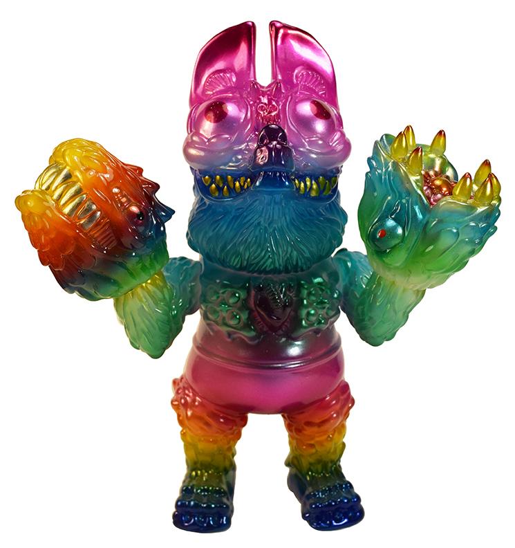 HooDoo Kaiju Mark Nagata x Haga custom ( Pink )