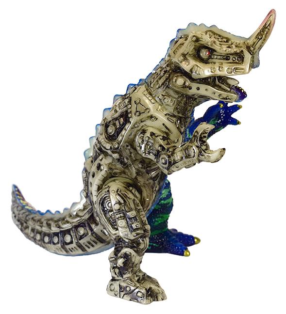 Glow Mecha Dino Saikobi kaiju Mark Nagata custom