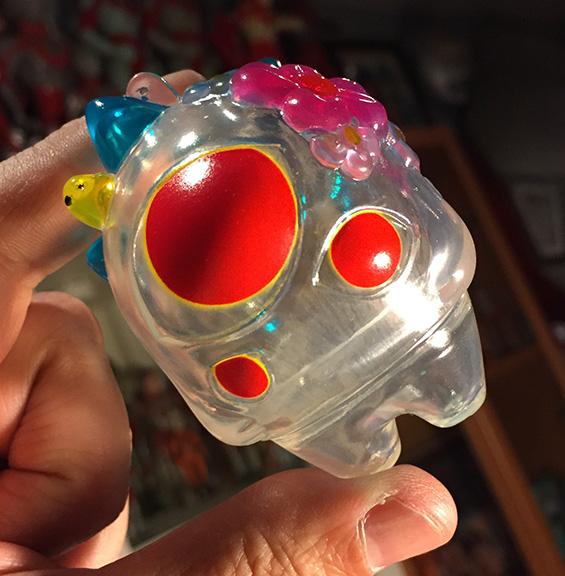 Cute Kaiju Eyezon Dcon 2018 version sofubi