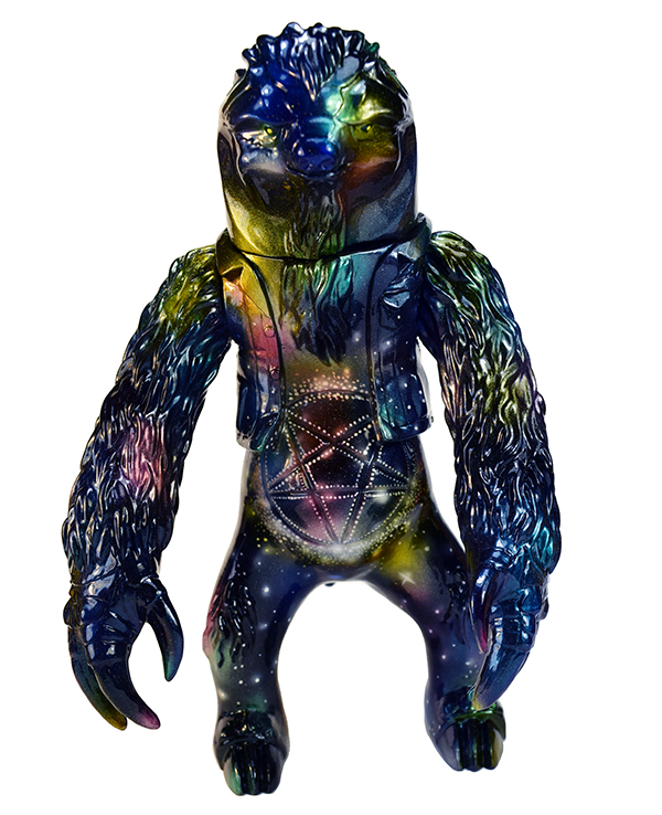 Galaxy Metal Sloth Mark Nagata paints Xpanded Universe
