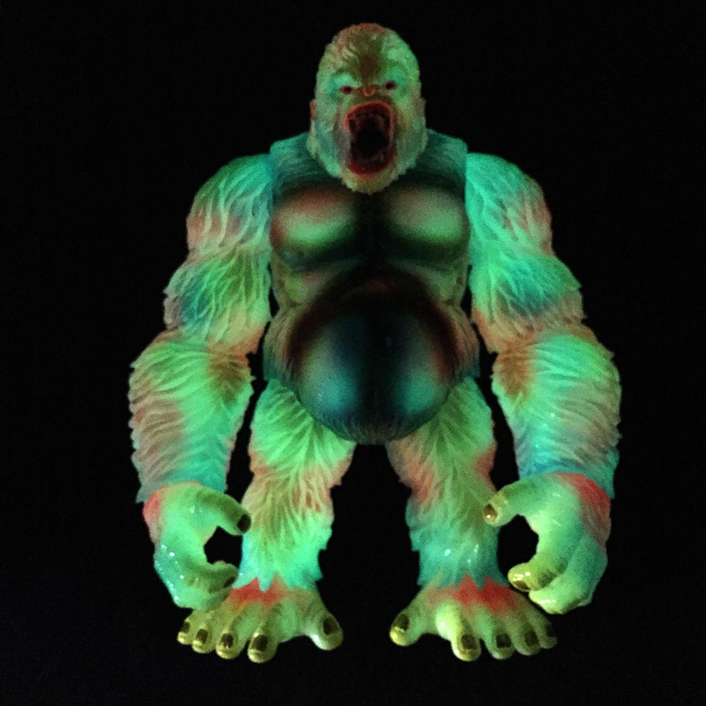 Custom Goliathon Ape Kaiju Planet X x Mark Nagata