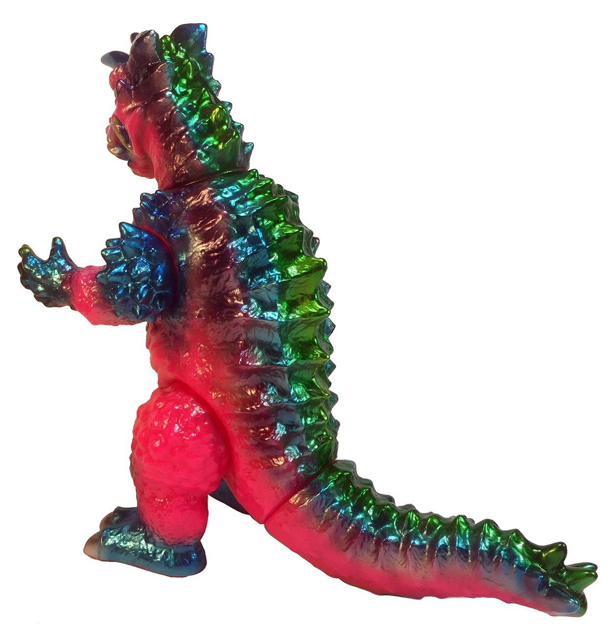 Custom Kaiju Drazoran Max Nagata Metallic Dino version