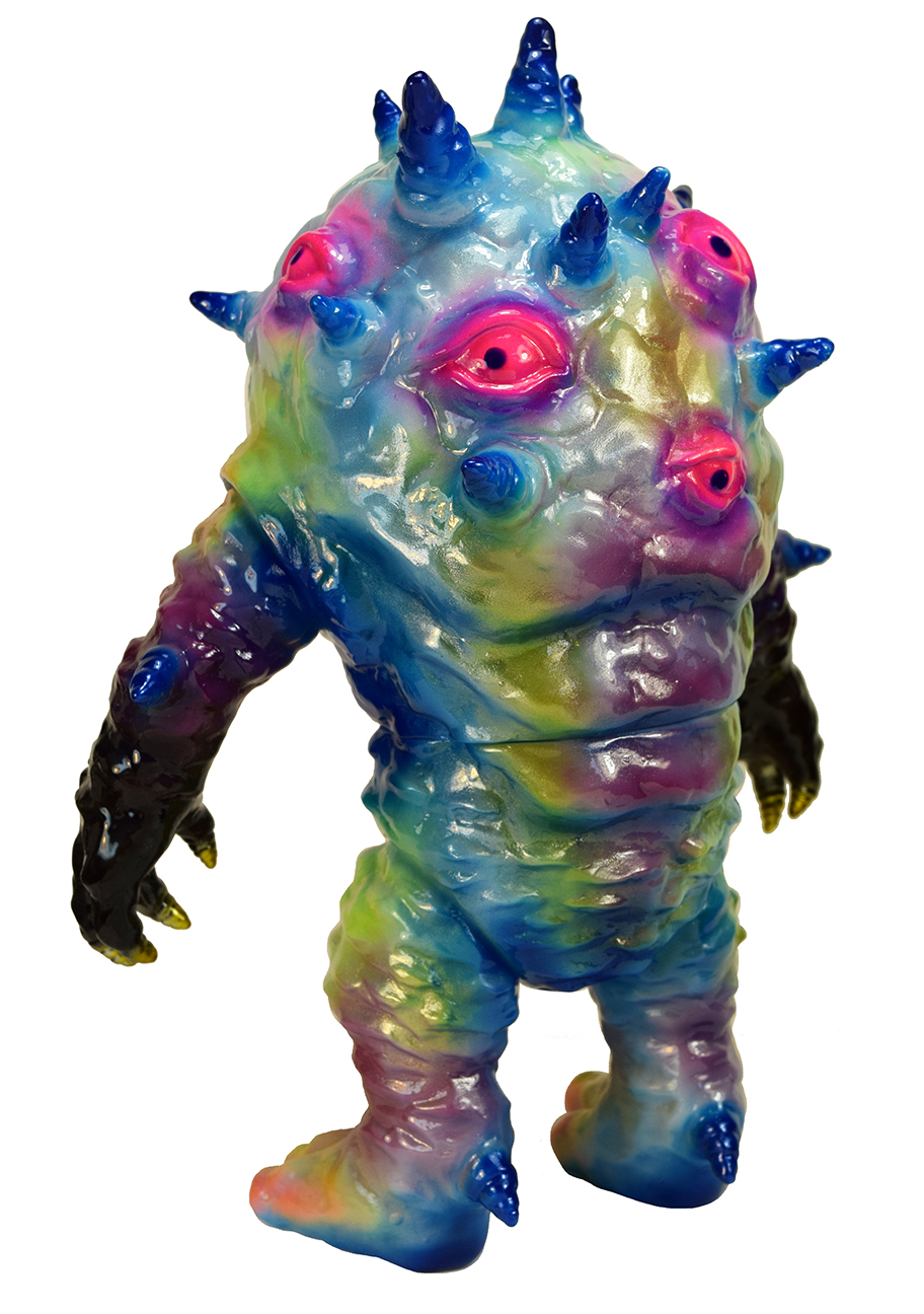 Custom painted kaiju Eyezon Mark Nagata One Off