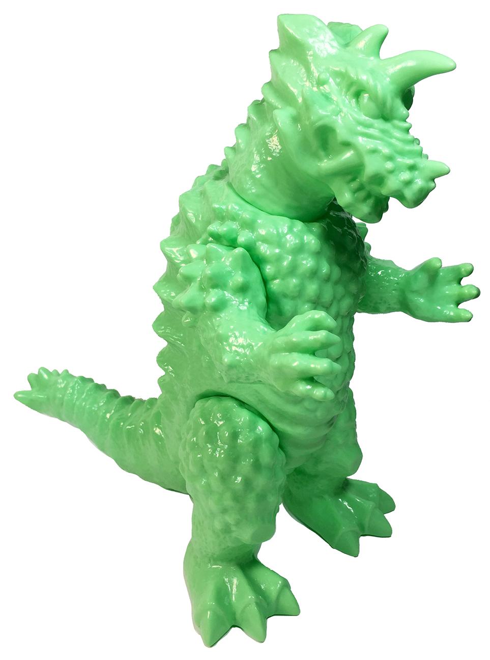 Green Unpainted Kaiju Drazoran Paint it Yourself blank