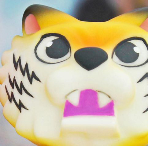 New Tiger Boss Javier Jimenez x Merry Go Round x Max Toy...