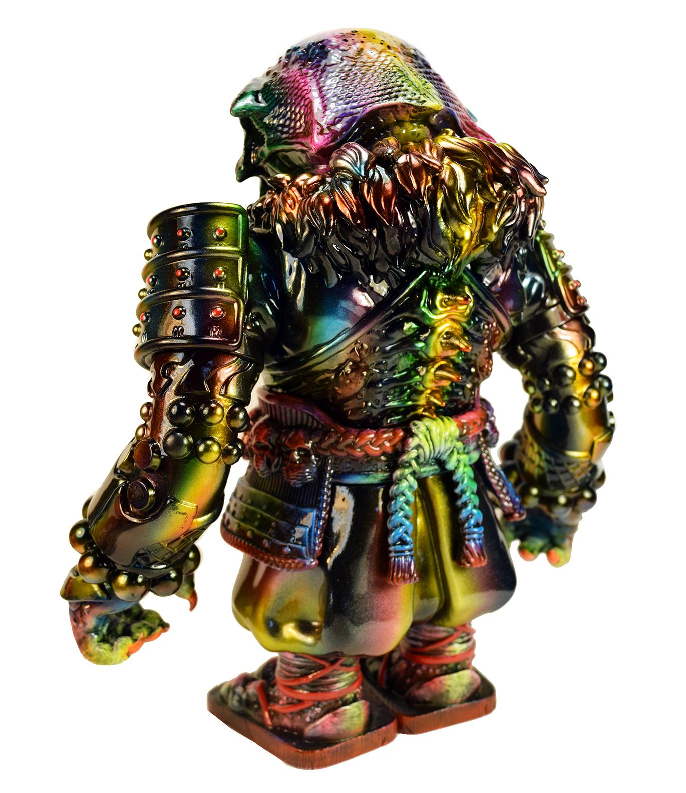 Sand Monk Kaiju One x Mark Nagata Huge custom Monster
