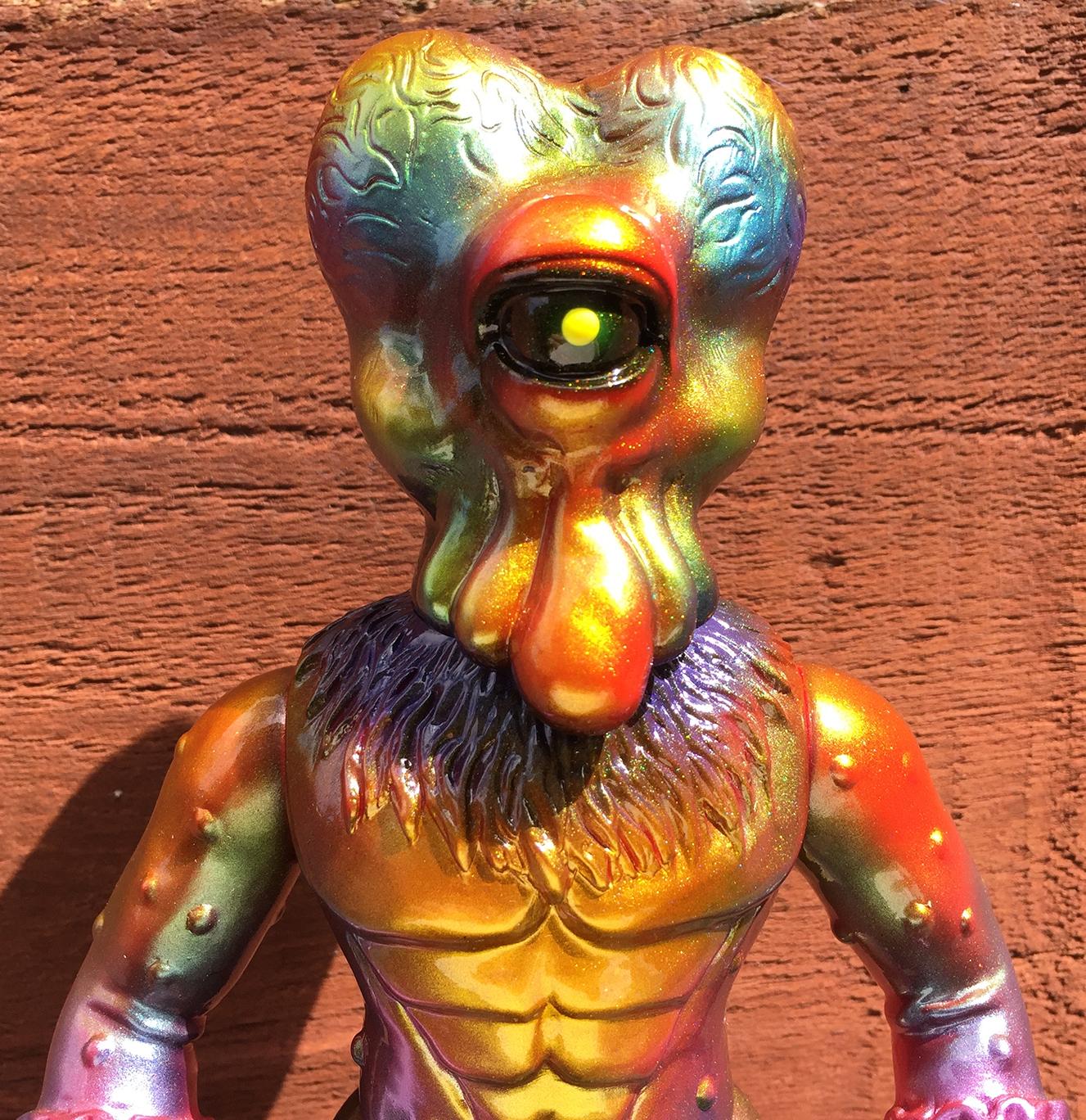 Custom Alien Xam Mark Nagata Metallic Glitter