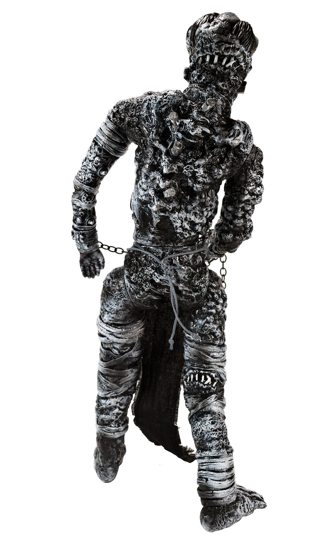 FrankenMerrick Black & White Custom paint Mark Nagata x Miscreations