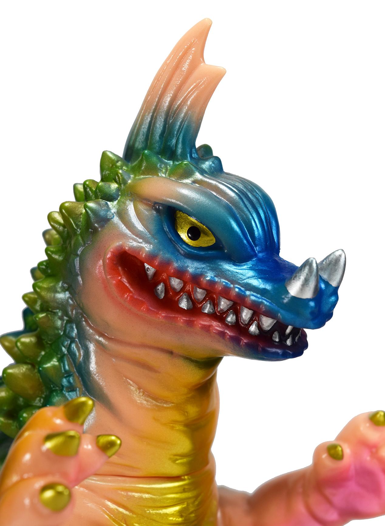 Kaiju Axron Mark Nagata flesh micro run