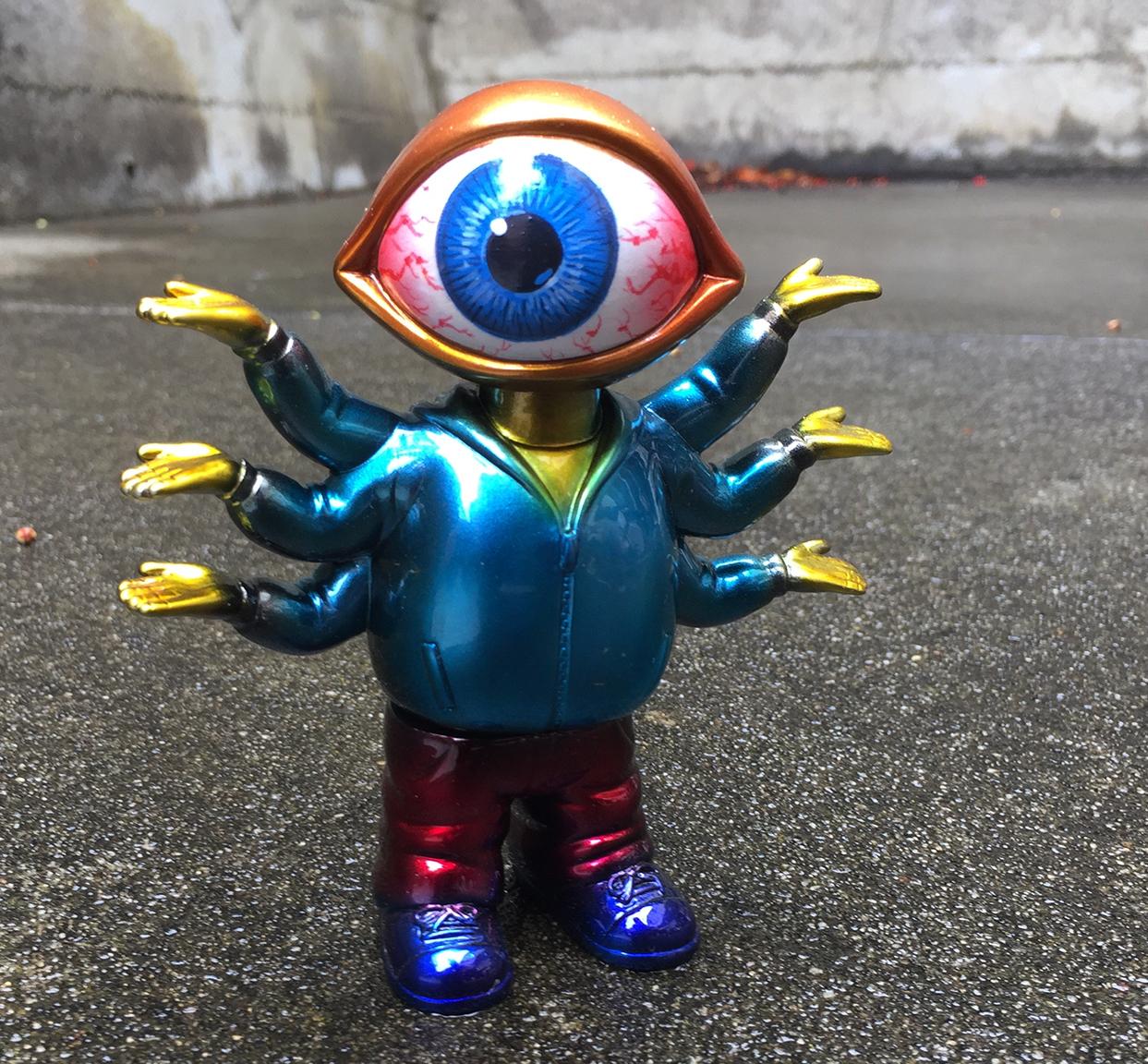Boy Karma real type Blue eyes Mark Nagata