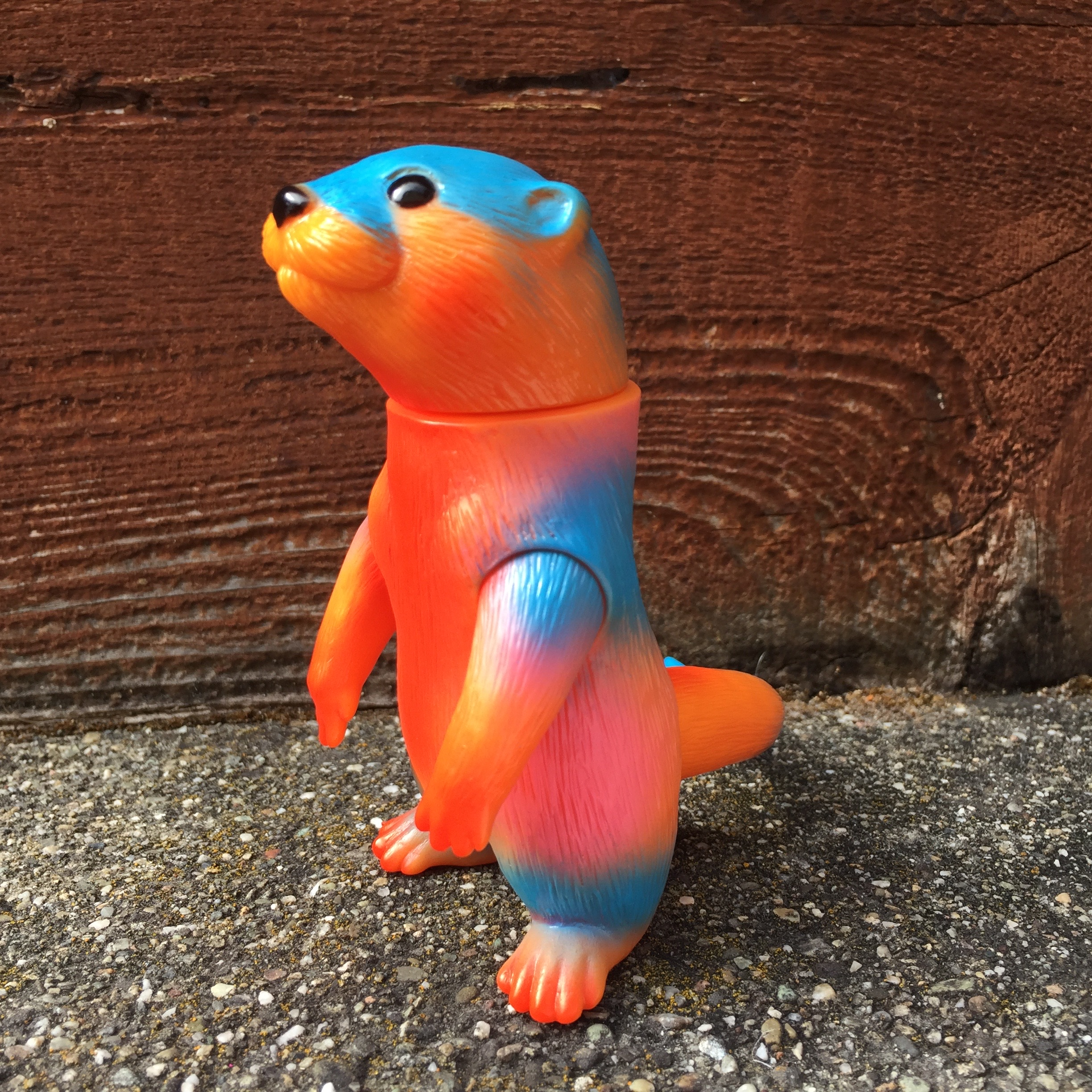 Kaiju Con 2019 Ollie Otter exclusive cute