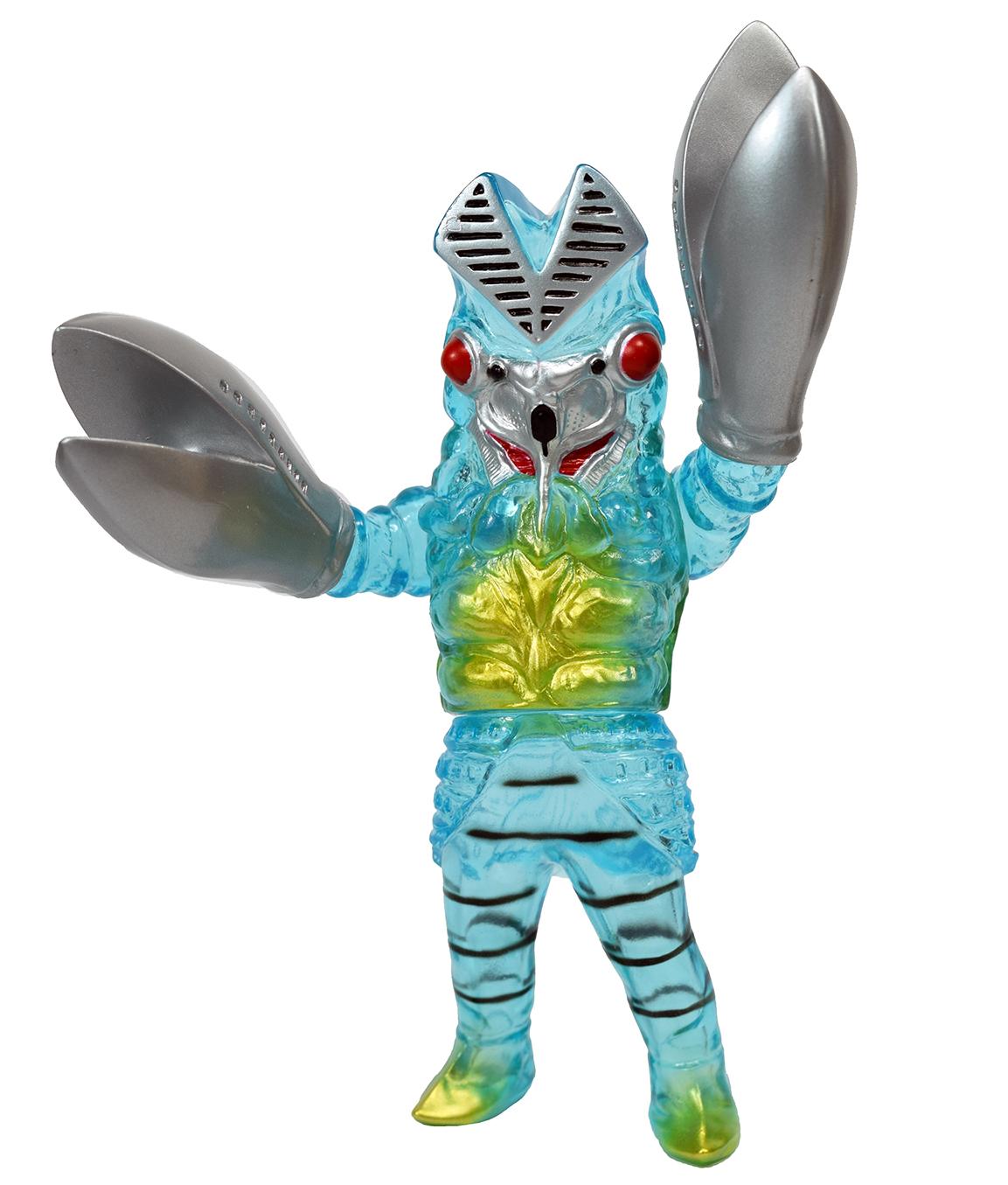 Alien Baltan Ultraman Kaiju Soko series Max Toy x Tsuburaya Pro