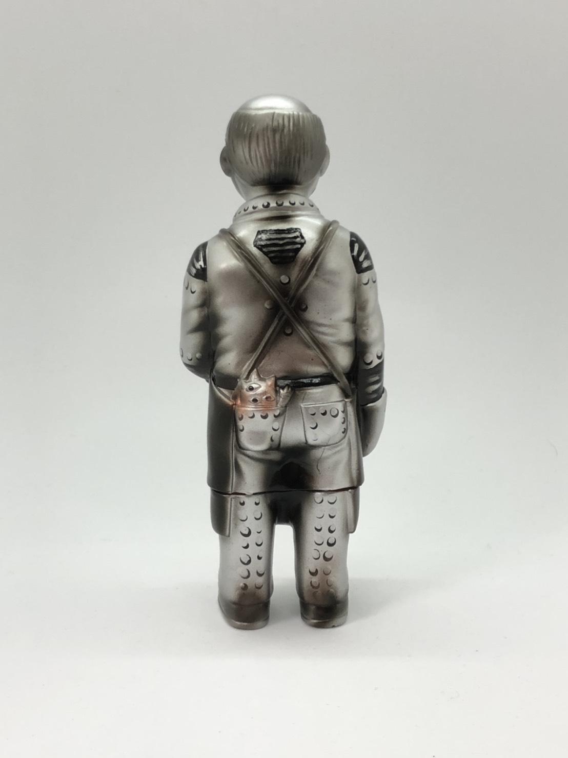 Sofubi-man Custom Show Blobpus robot sofubi man