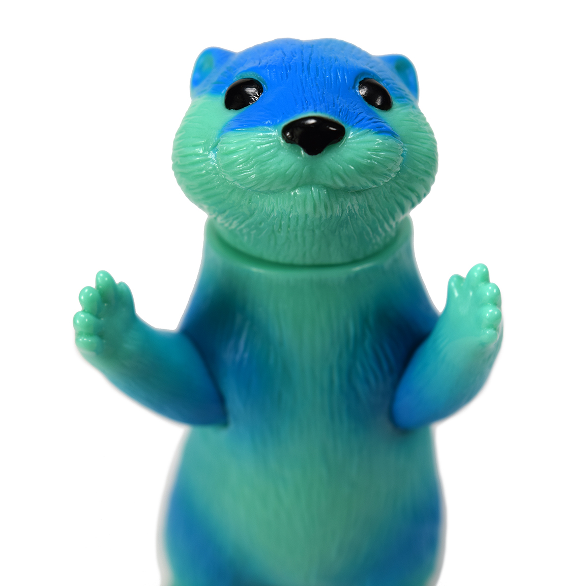 Ollie Otter Mint Green cute sofubi