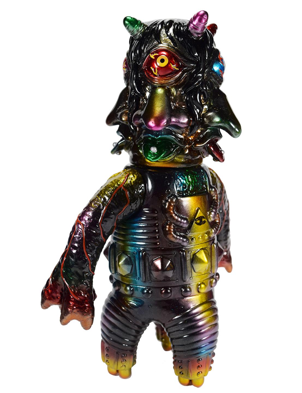 DaBomb Toys OTA Devil Alien painted by Mark Nagata