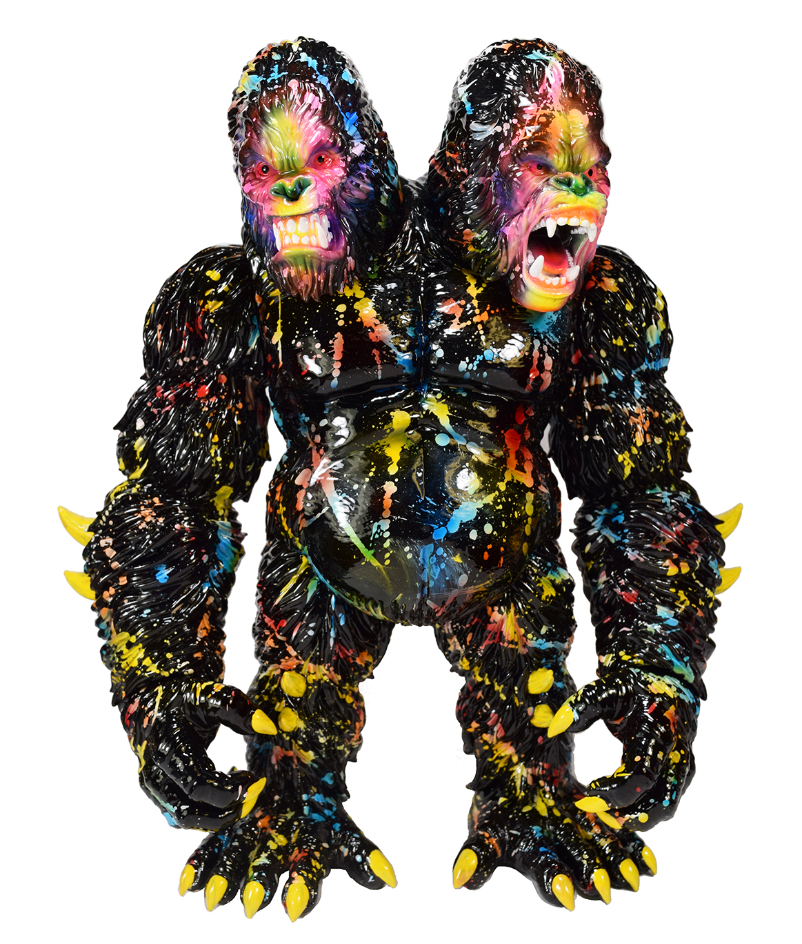 Custom Splatter Death Goliathon APE Planet-X x Mark Nagata