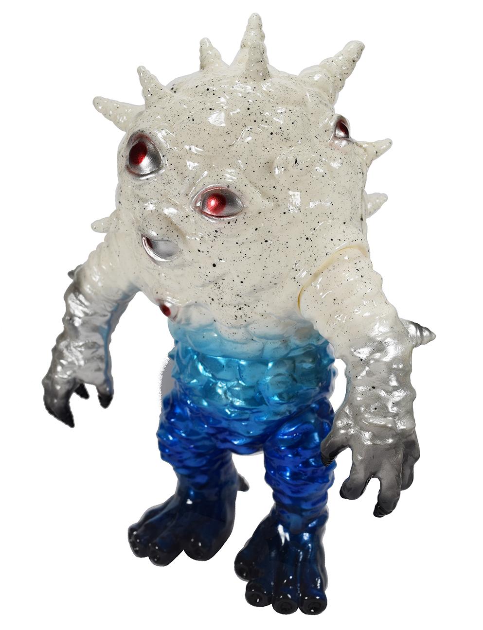 Black Snow Kaiju Eyezon Max Nagata custom painted
