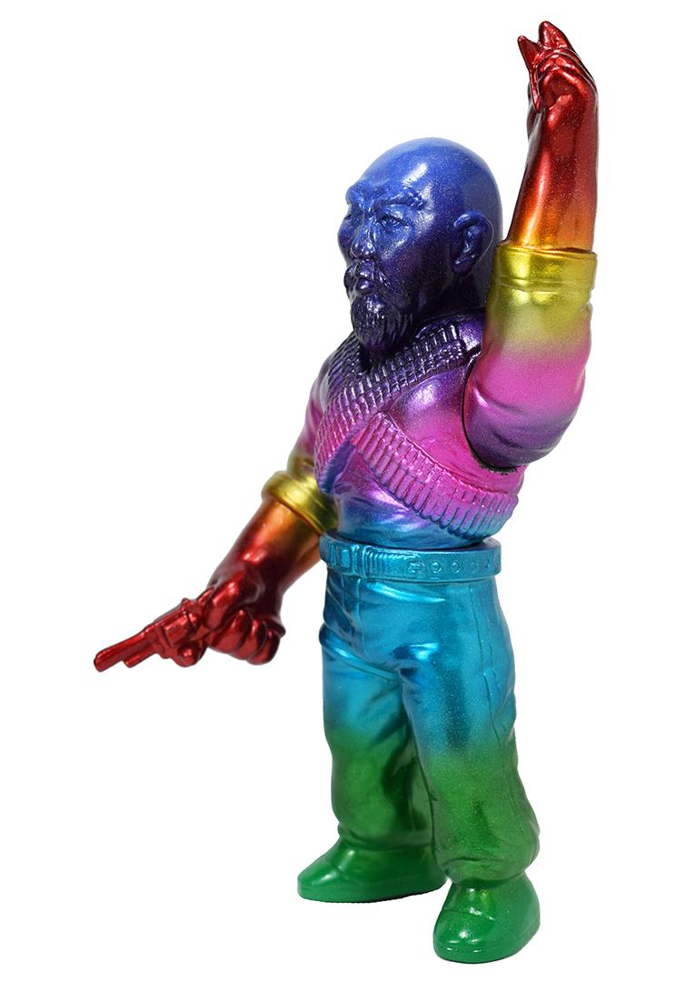 Man Of Many Weapons Gerald Okamura Doug Hardy Rainbow