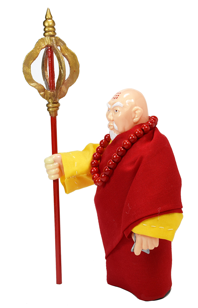 Man Of Many Weapons Gerald Okamura Magitarius Monk