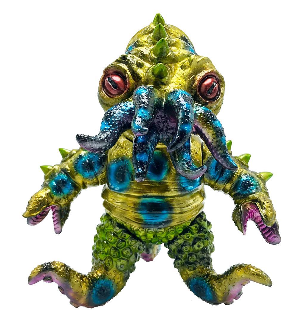 Kaiju TriPus custom Kaiju Legion metallics